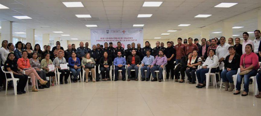 Inaugura Sergio Guzmán Ricárdez, el Foro Municipal sobre la Prevención del Delito en Agua Dulce